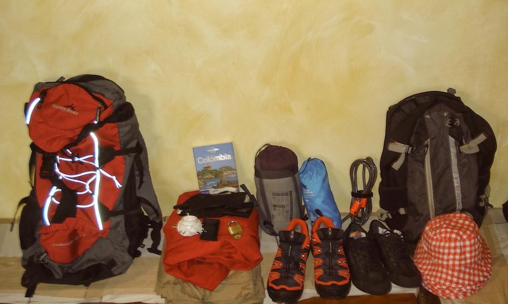 équipements pour un road trip