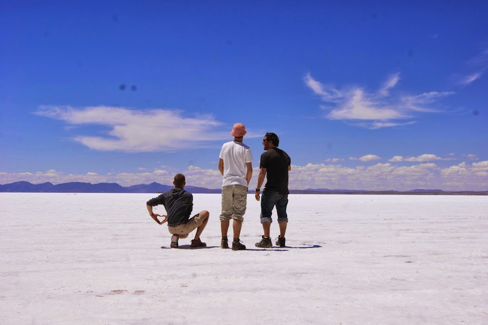 aventuriers salar uyuni bolivie