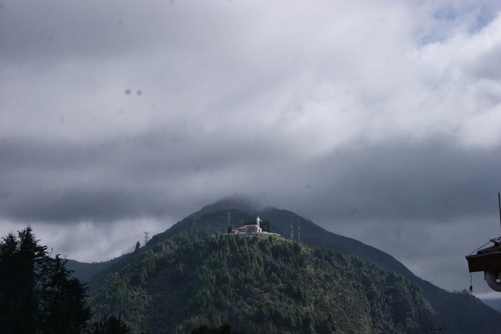 Christ Rédempteur Montserrat Bogota Colombie