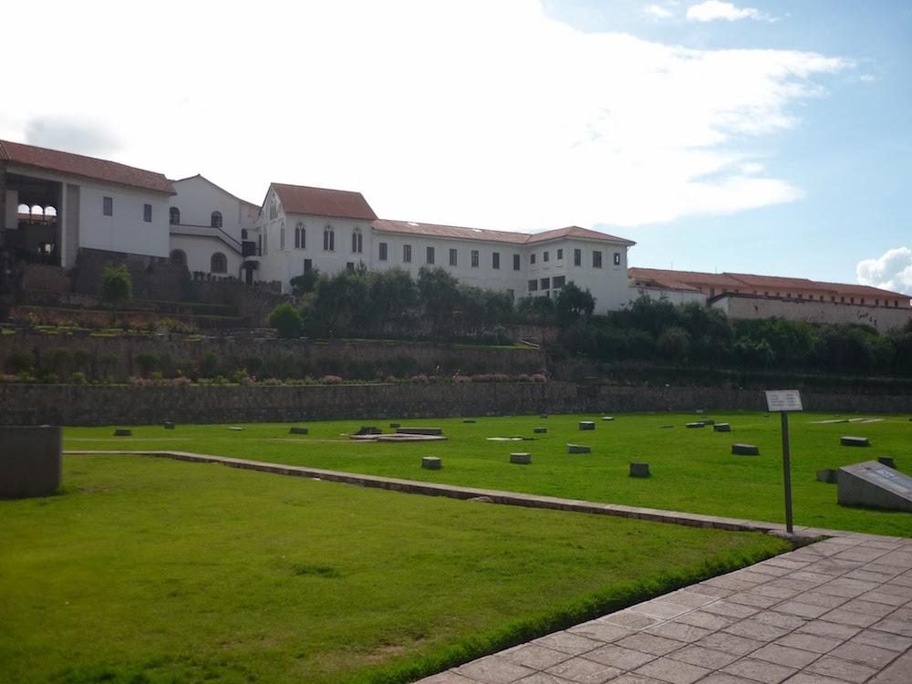 Couvent San domingo Cuzco Pérou