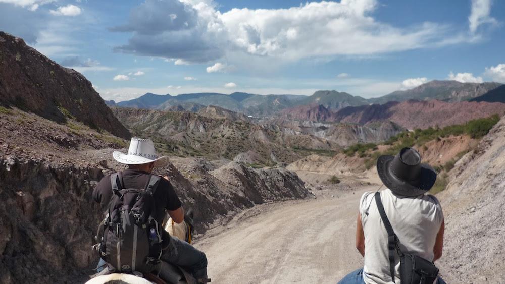 cowboys desert de tupiza