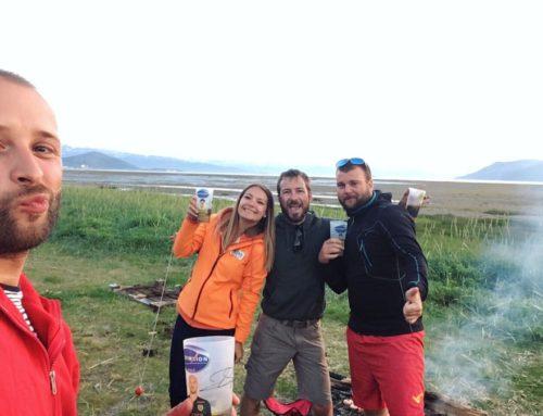Changement d'équipe et balades dans le Finnmark et le Troms