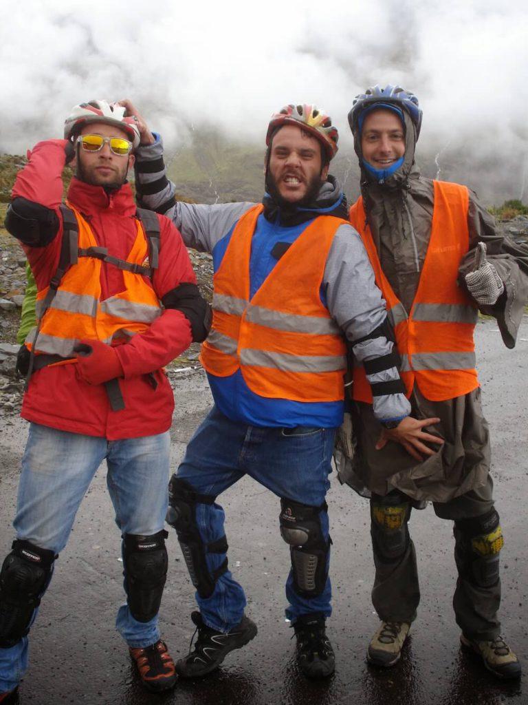 équipement vtt trek inca jungle cuzco pérou