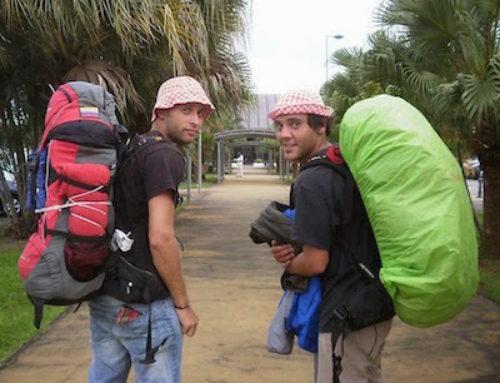 Fin de notre voyage en Amérique du sud, début d'un autre?