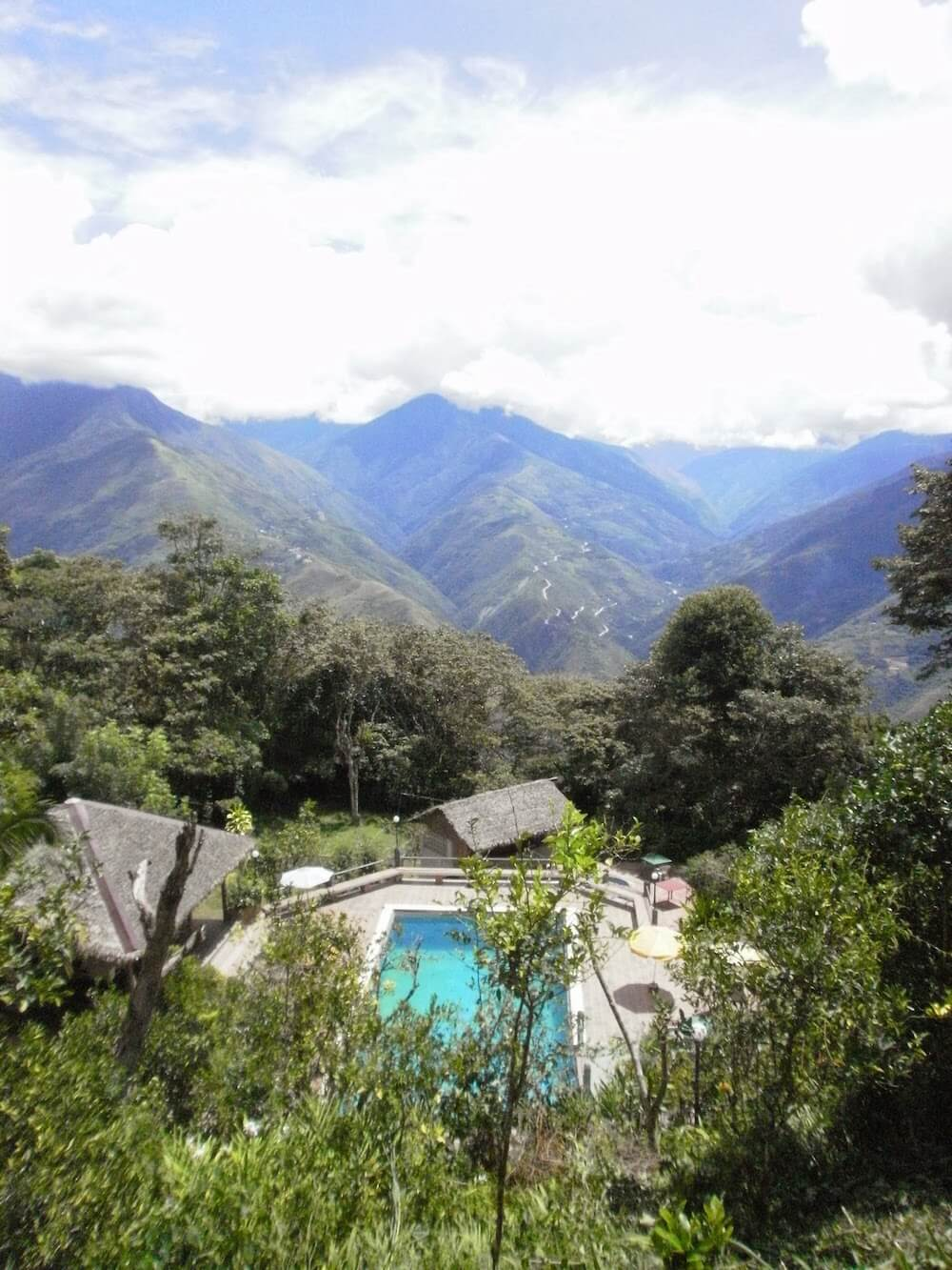 hotel tranquille avec belle vue esmeralda cocorico