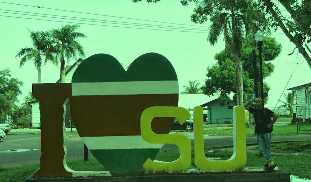 i love suriname paramaribo