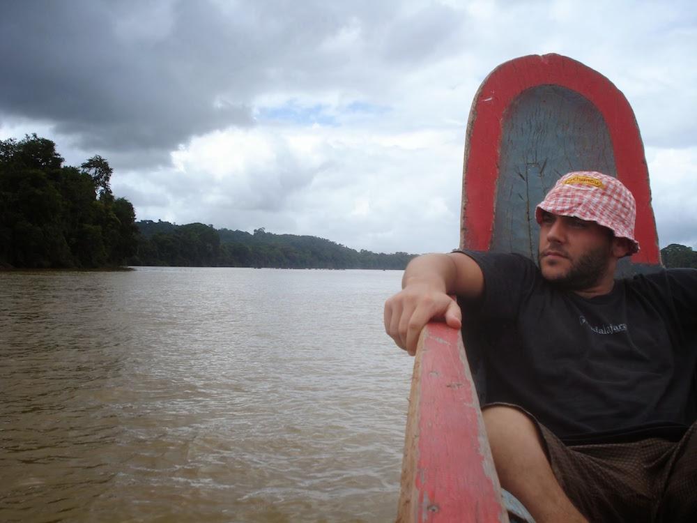 papaichton-grand-santi-descente du maroni Guyane