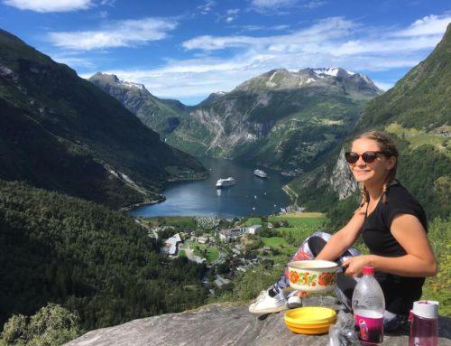 Rampestreken, Trollstigen et Geiranger Fjord, baroudage dans l'ouest Norvégien
