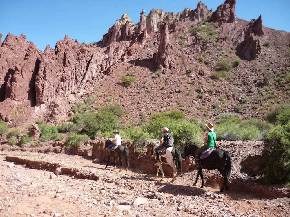 canyon del inca tupiza
