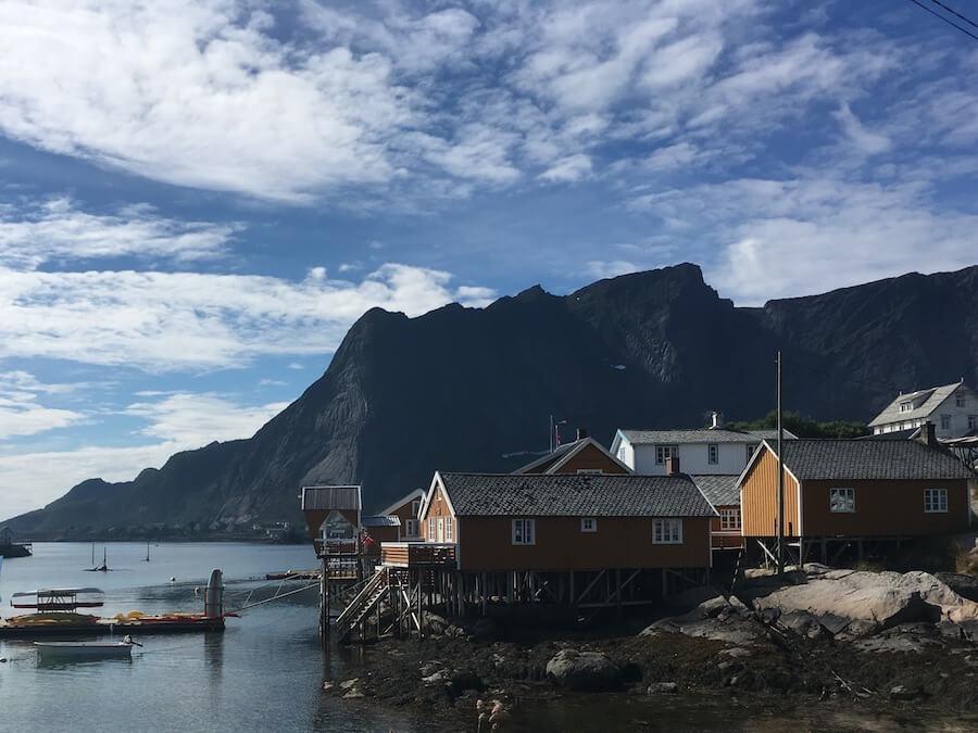 Les îles Lofoten en Norvège: comment s'exploser les rétines