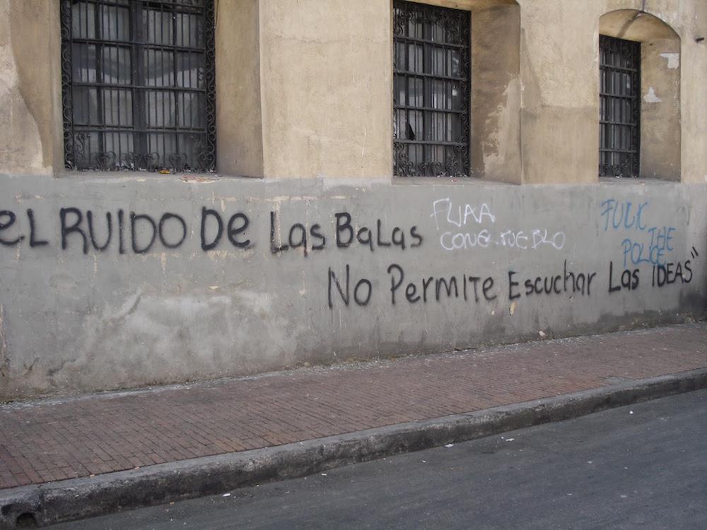 inscription quartier de la candelaria Bogota