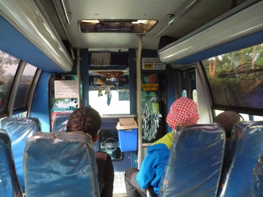 transport en commun colombie