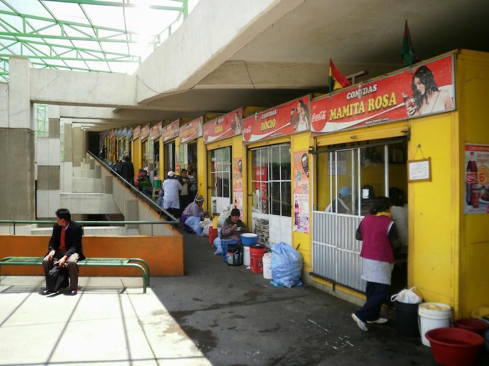 tiendas centre commercial la paz