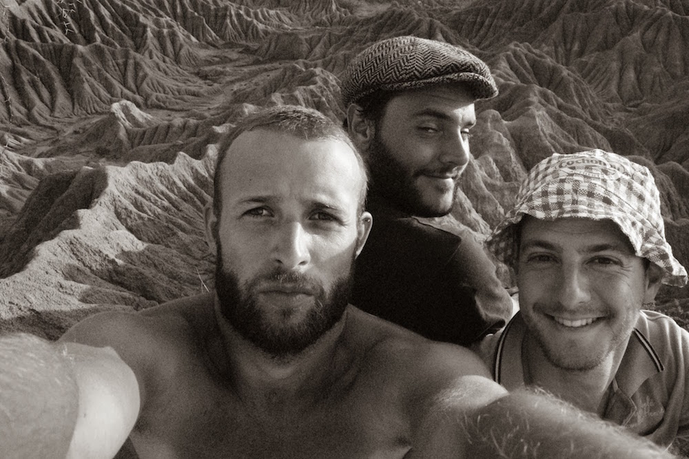 aventuriers cochonou desert de tatacoa Colombie