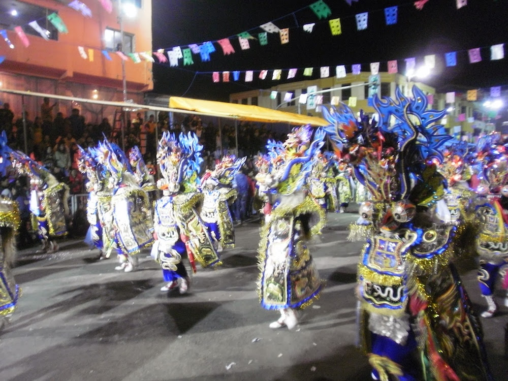 demones oruro bolivia