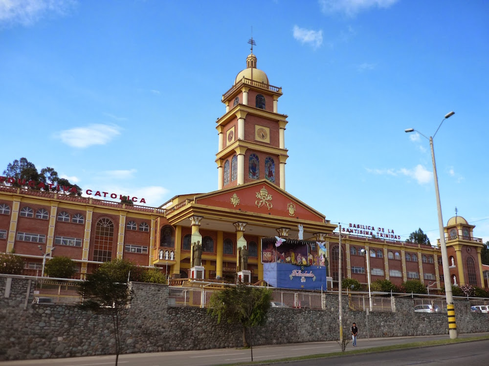 université catholique CUENCA Equateur