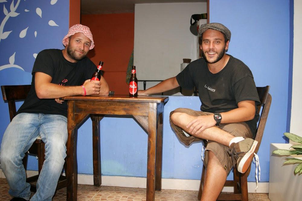 première bière à Medellin Colombie