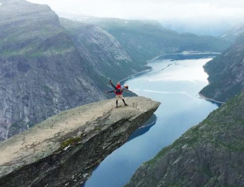 Randonnée Trolltunga en Norvège: du bon et du moins bon mais superbe quand même