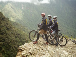 riders route de la mort