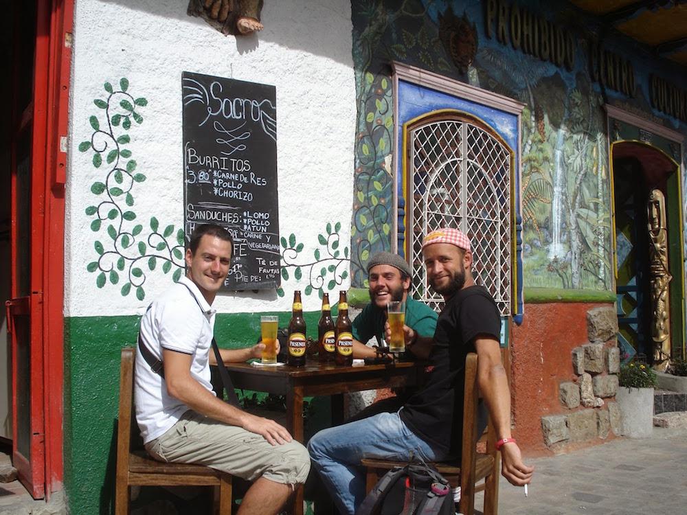 bar bières cuenca Equateur