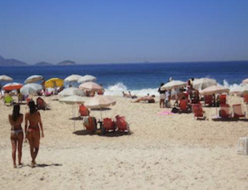 Rio de Janeiro, plages & soleil… On ne m'avait pas menti