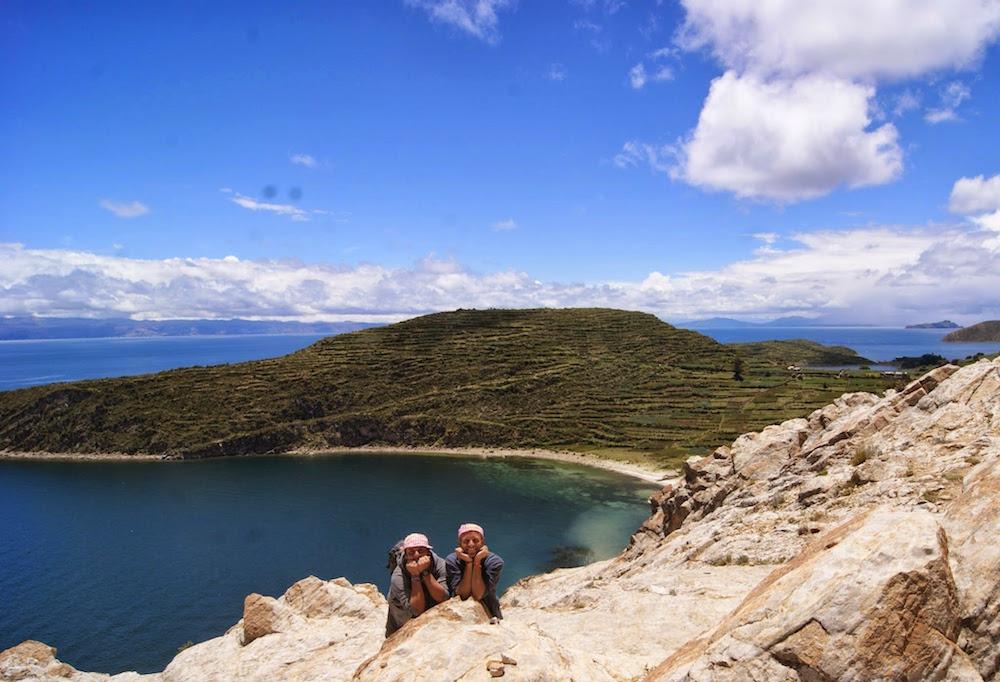 cochonou isla del sol Bolivie - lac titicaca
