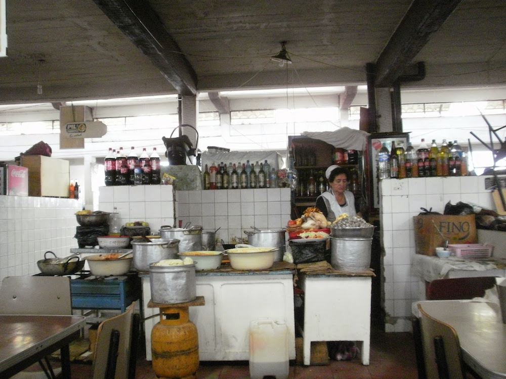 cuisine marché
