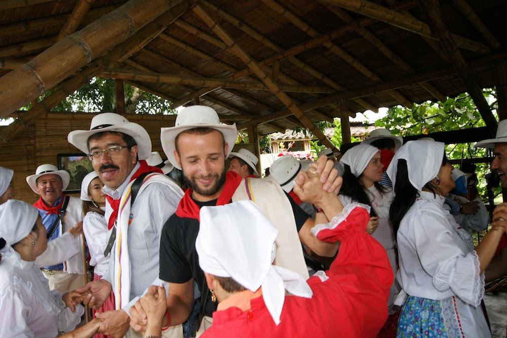 rencontre avec les femmes zona cafetera Colombie