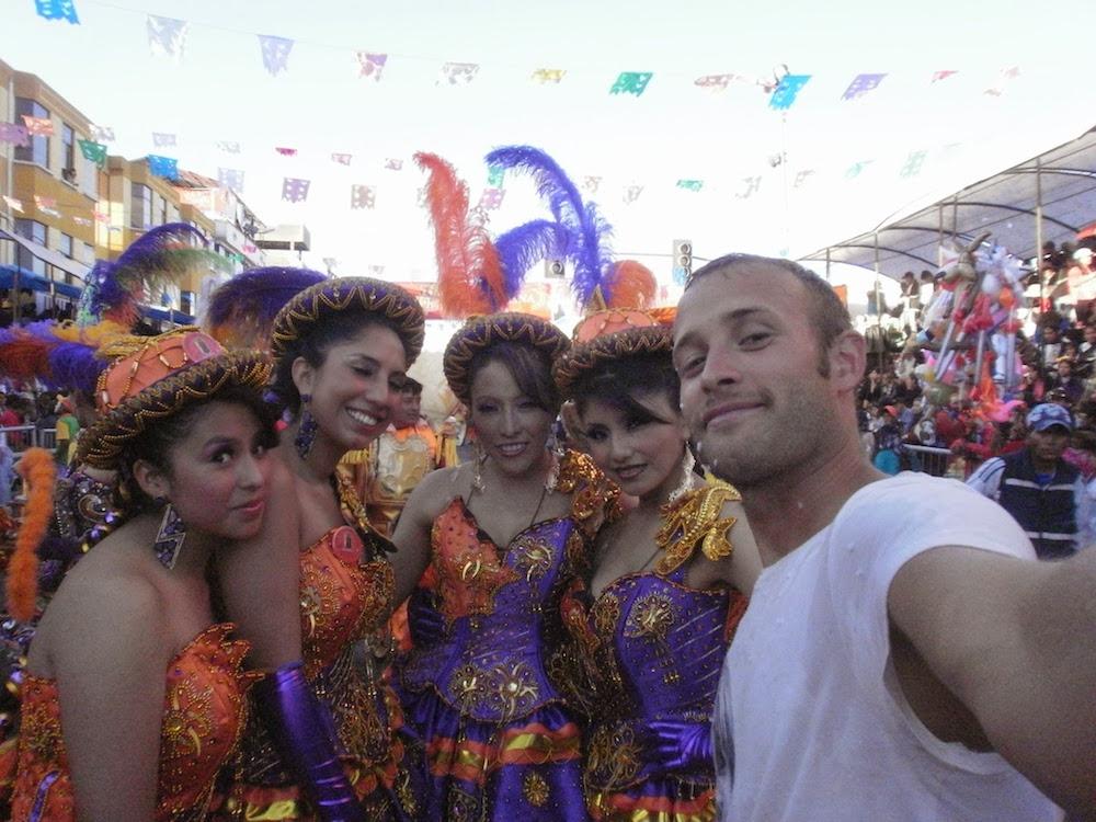 danseuses carnaval oruro