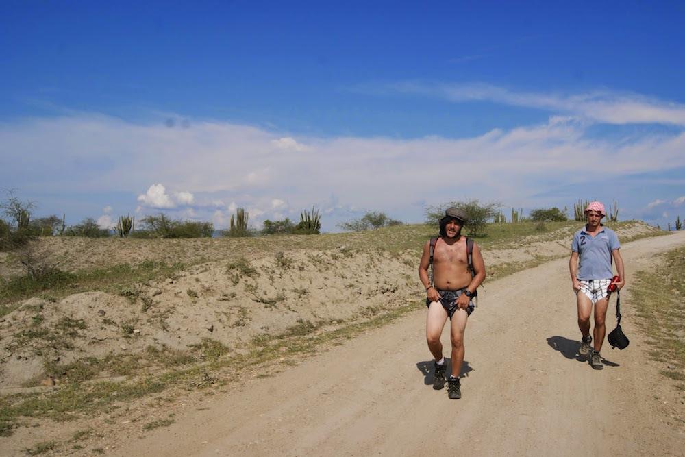 Aventuriers Désert de Tatacoa Colombie