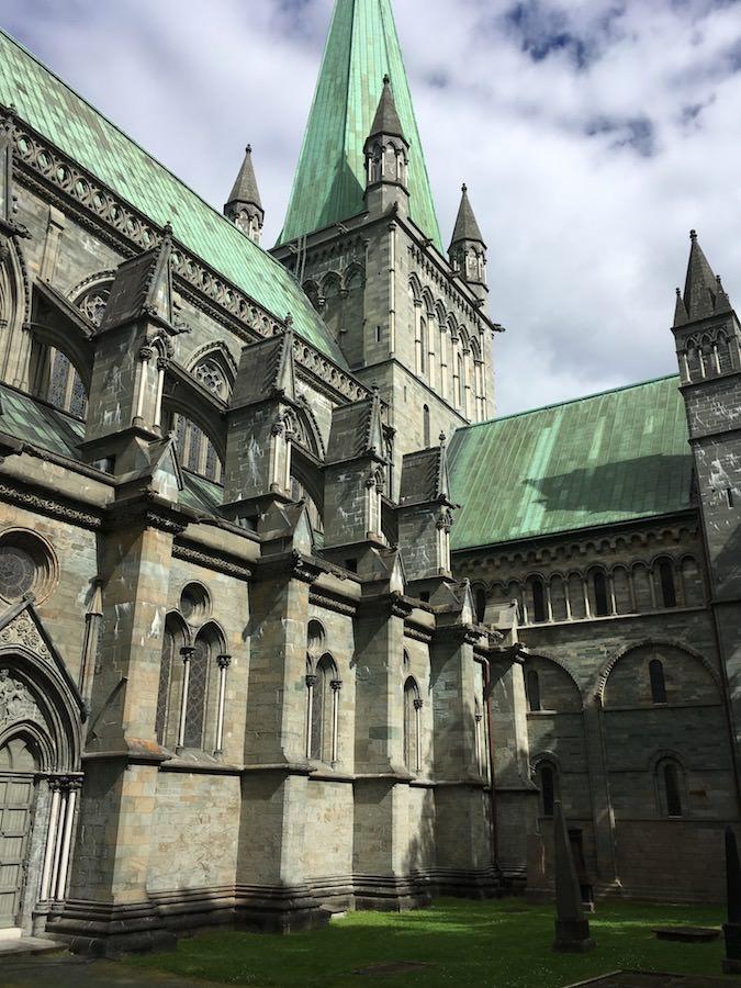 cathedrale de trondheim