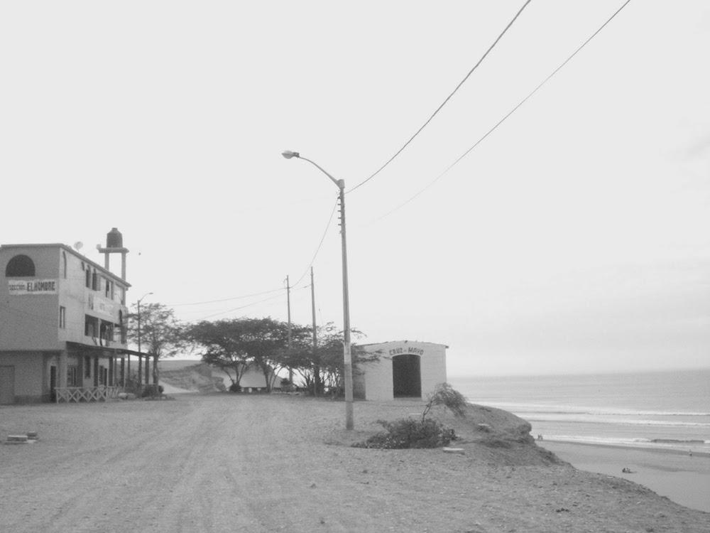 auberge de surfeurs à puerto chicama Pérou