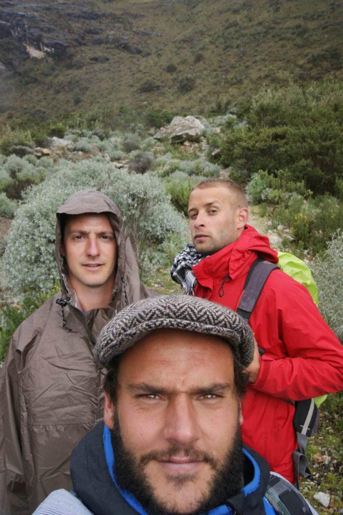 trek laguna 69 Huaraz Pérou cochonou