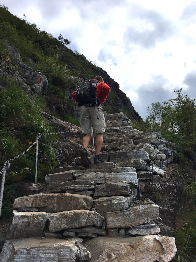 randonnée rampestreken