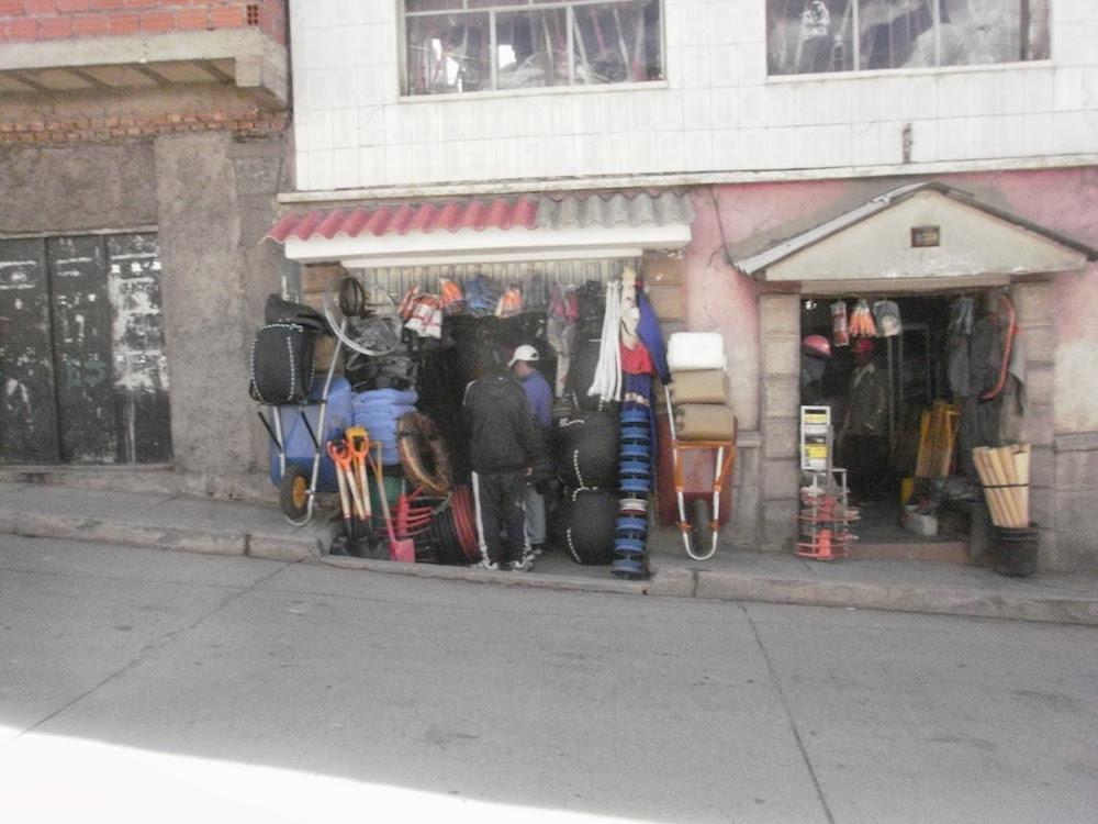marché des mineurs candellaria