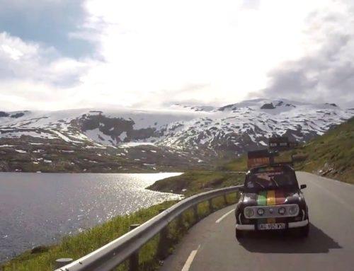 La Norvège en 4L – une vidéo plus que des mots