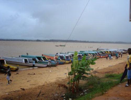 Voyage vers le Suriname, Rasta, Casino et Parbo Bier