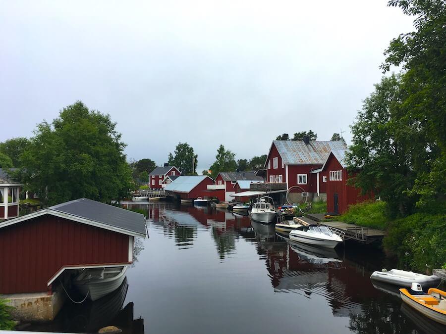 Road Trip en Suède: Randonnée Kustleden, Kustvägen et première pêche