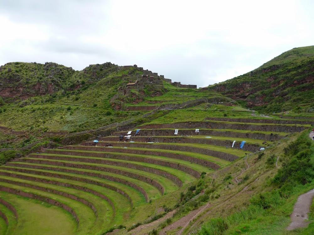 site archéologique Pisaq Pérou - Urubamba