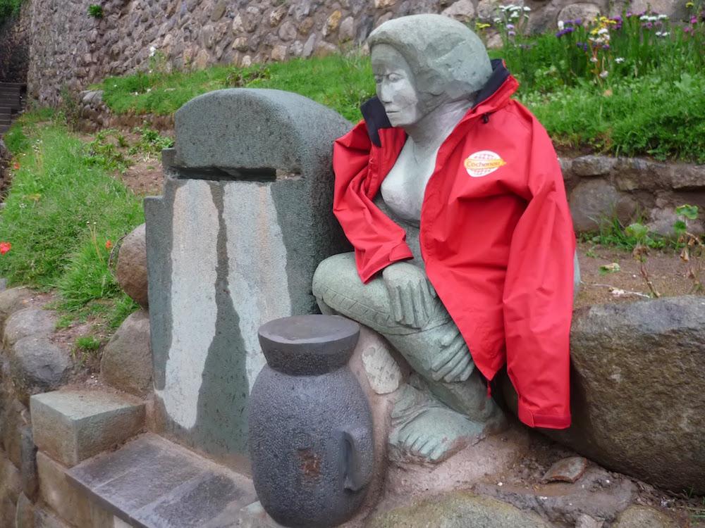 statue cuzco Pérou
