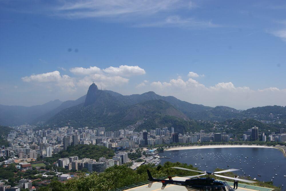 voyage au brésil en famille